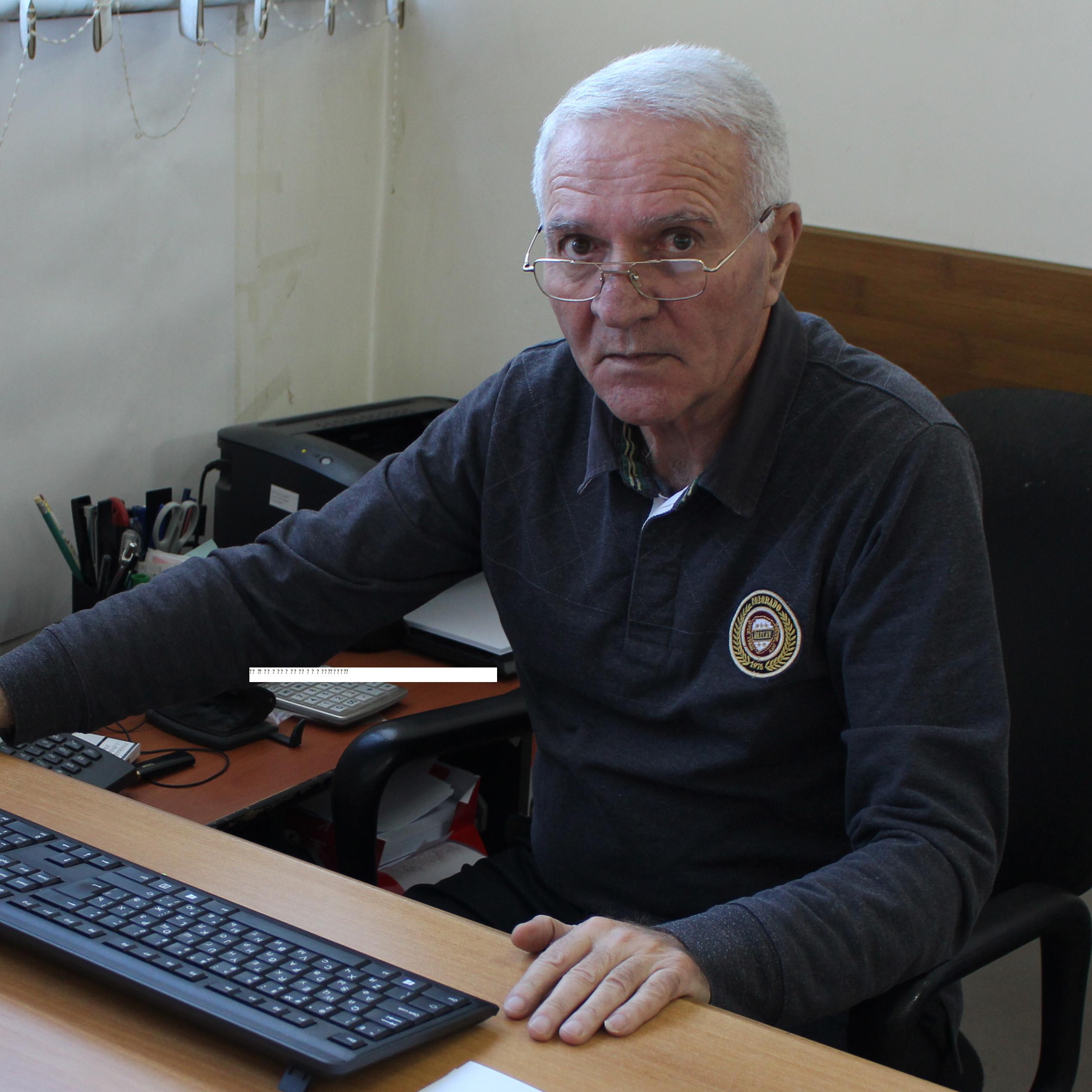 Edik Voskanyan